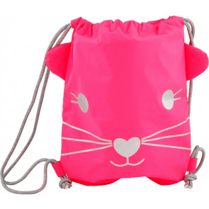 House of Mouse Mini Turnbeutel Matchbag neon-pink 8545