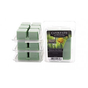 Candel-Lite Wachscubs Morning Dew Drops 56g