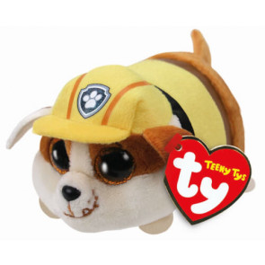Ty Warner Paw Patrol, Rubble 10cm