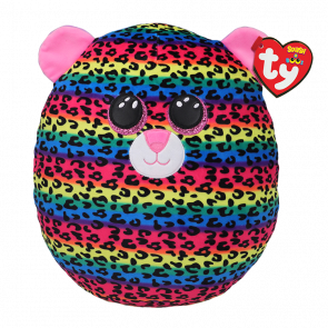 TY Squish-A-Boo Dotty Leopard