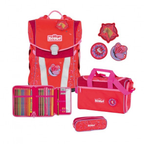 "Scout Sunny Schulranzen-Set 4-teilig ""Country"""